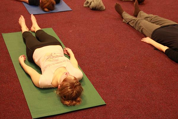Yoga Nidra 2014