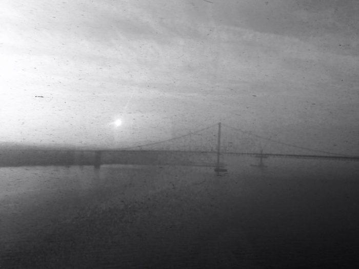 A beautiful grey day